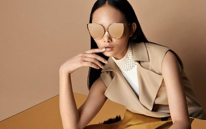 linda farrow koebenhavn optik solbriller